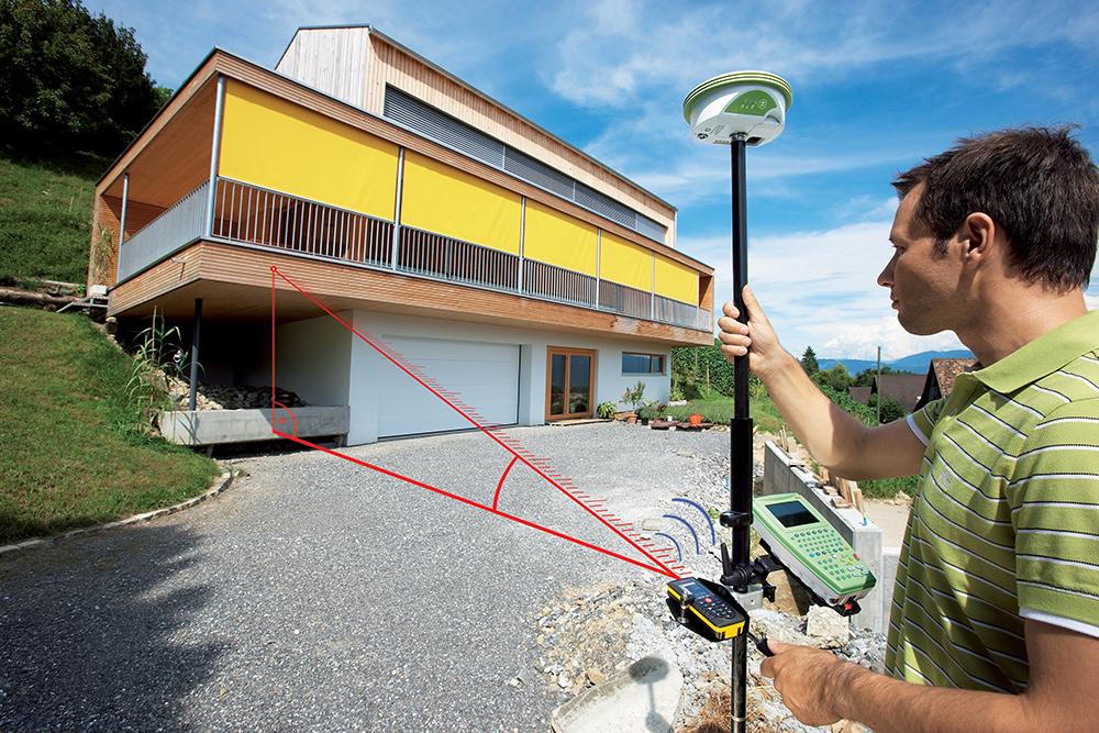 Dalmierze z Bluetooth – jak zrobić z Boscha instrument dla geodetów?