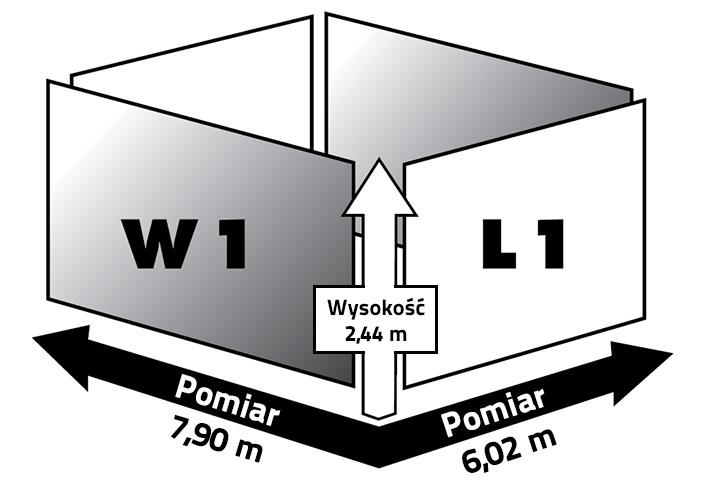 Pomiary elektronicznym kołem DigiRoller Plus II