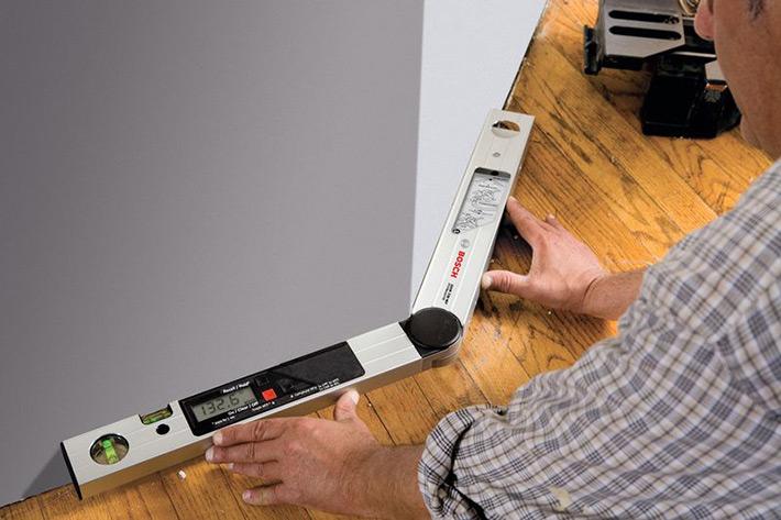 Kątomierz elektroniczny Bosch DWM 40