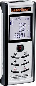 Dalmierz laserowy Laserliner DistanceMaster Pocket