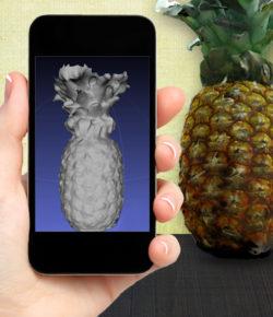"""Model 3D z telefonu – nie takie """"raz, dwa, trzy"""""""