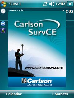 Wykorzystanie emulatora Bosch w oprogramowaniu geodezyjnym Carlson SurvCE