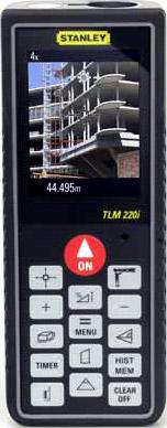 Dalmierz laserowy Stanley TLM 220i