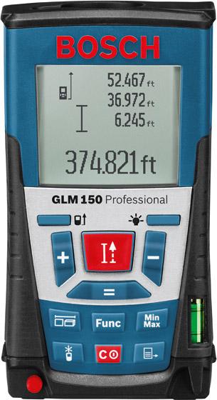 Dalmierz laserowy Bosch GLM 150