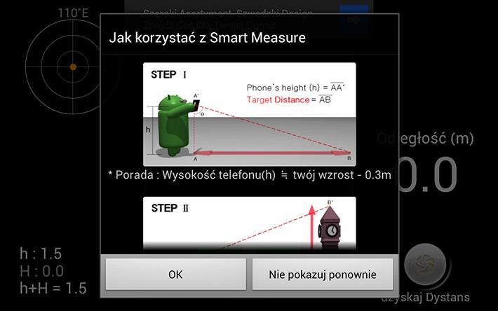 Dalmierz w Androidzie