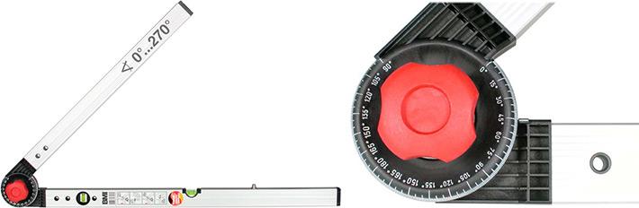 Kątomierz analogowy BMI