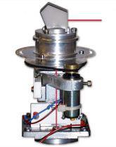 Kompensator elektroniczny w niwelatorach laserowych