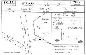Przykładowy opis topograficzny punktu osnowy
