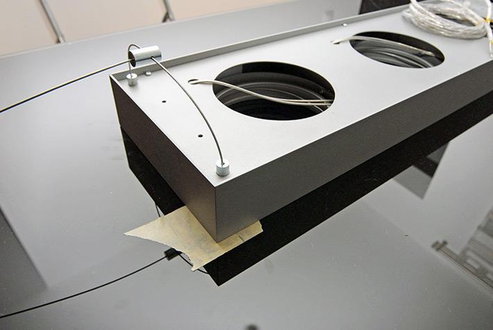 Przenoszenie wymiarów laserem budowlanym