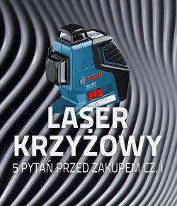 Lasery krzyżowe – 5 pytań przed zakupem, cz. I