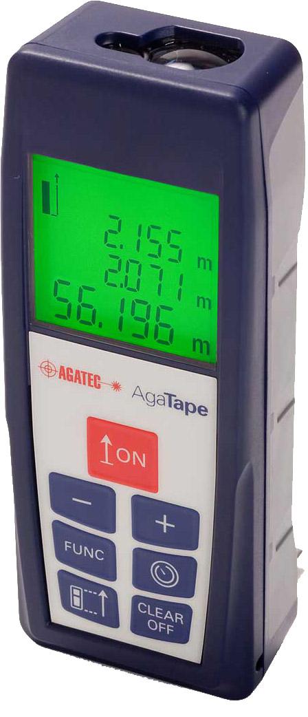 Dalmierz laserowy Agatec AgaTape