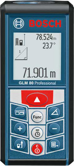 Dalmierz laserowy Bosch GLM 80