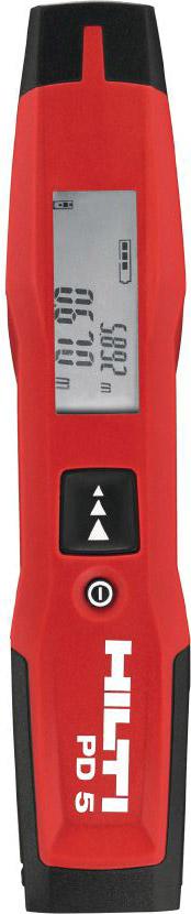Dalmierz laserowy Hilti PD 5