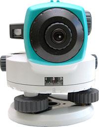Koło poziome niwelatora optycznego służy do pomiaru kątów