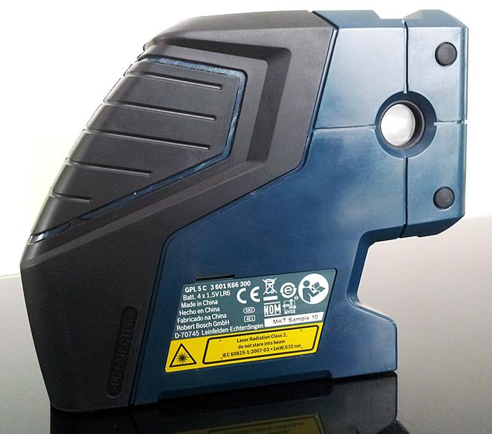 Klasa bezpieczeństwa laserów budowlanych