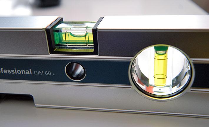 Poziomica elektroniczna Bosch GIM 60L