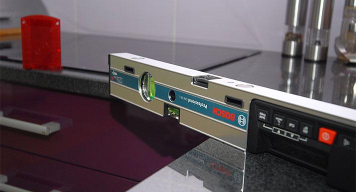 Poziomnica laserowa cyfrowa Bosch GIM 60L