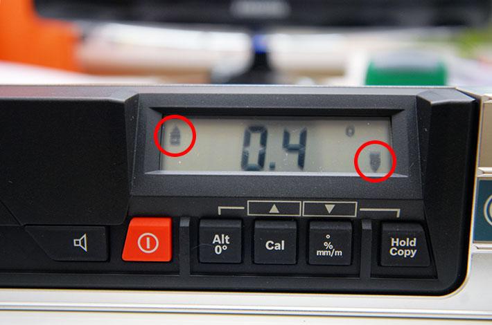 Poziomica cyfrowa Bosch GIM 60L