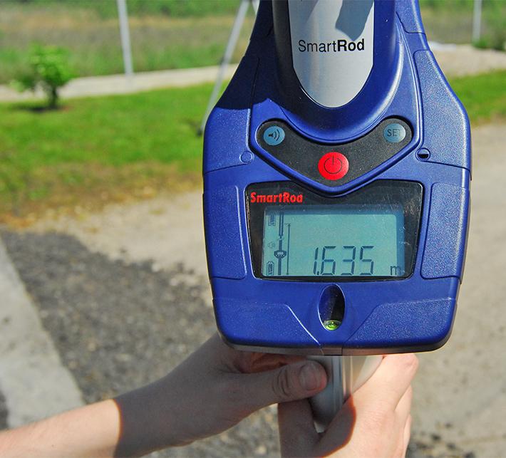 Pomiar wysokości Agatec SmartRod