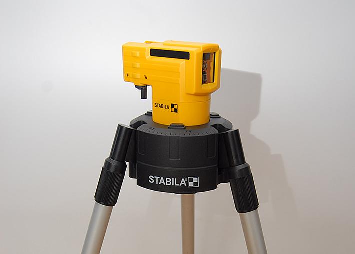 Laser krzyżowy Stabila LAX 50