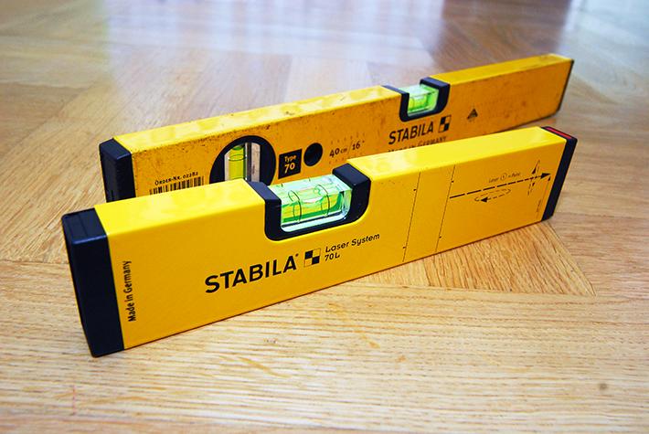 Poziomica laserowa Stabila 70 l