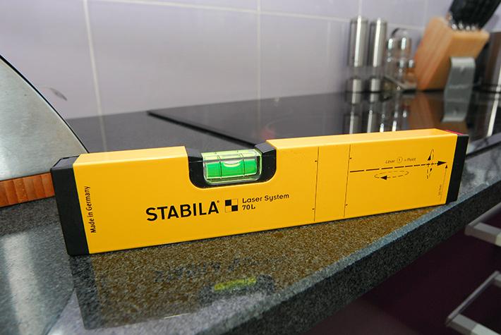 Poziomnica laserowa Stabila 70 l