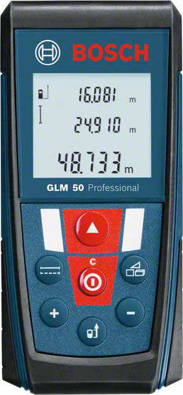 Dalmierz laserowy Bosch GLM 50